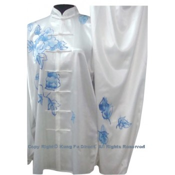 UC605 - Arts Painting Blue Flower